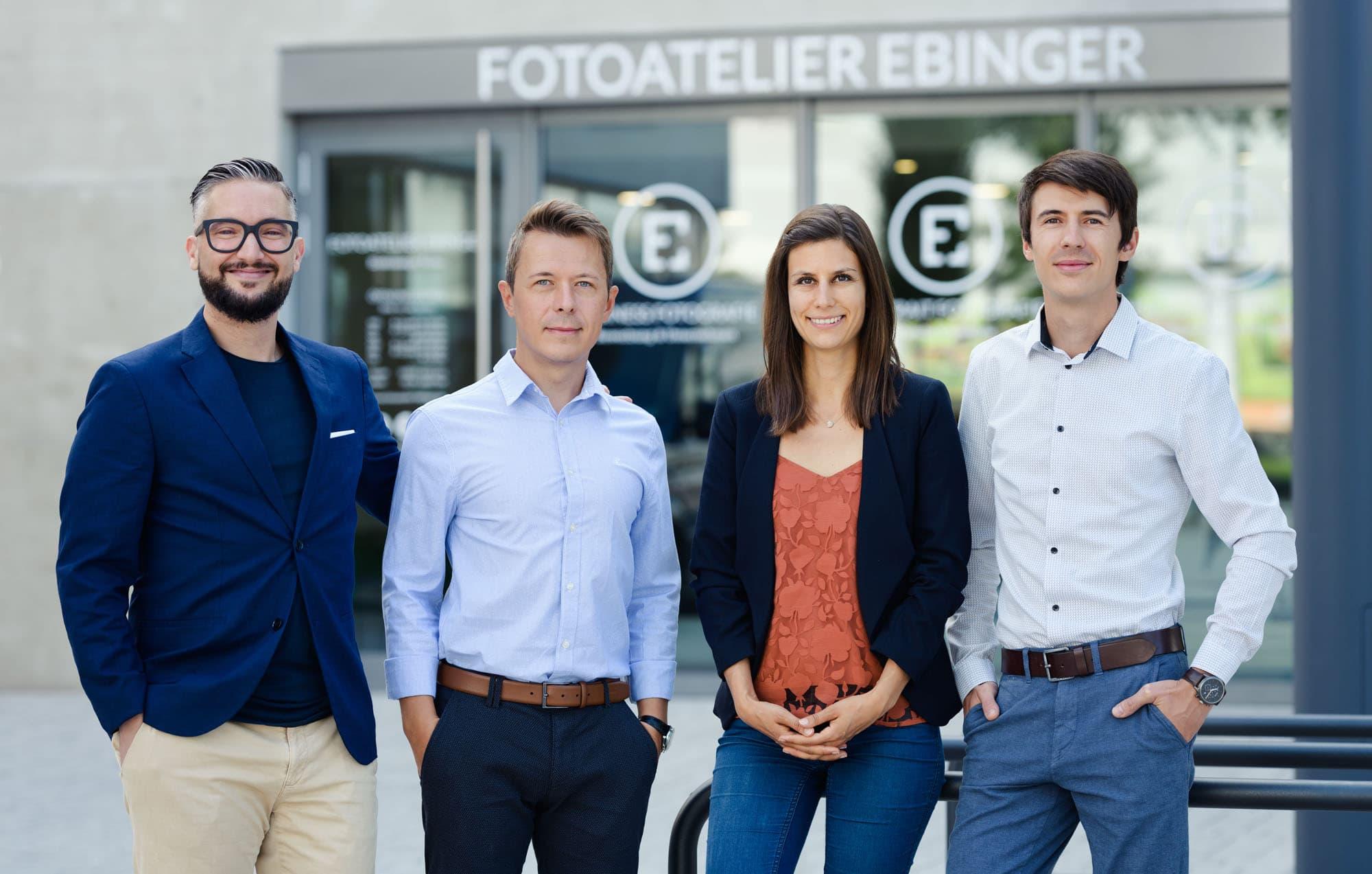 Fotoatelier Ebinger Team